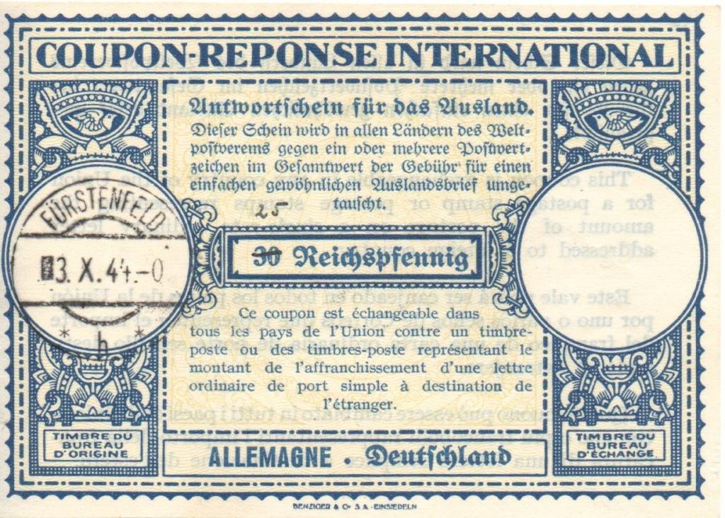 Österreich im III. Reich (Ostmark) Belege - Seite 25 Intcou11