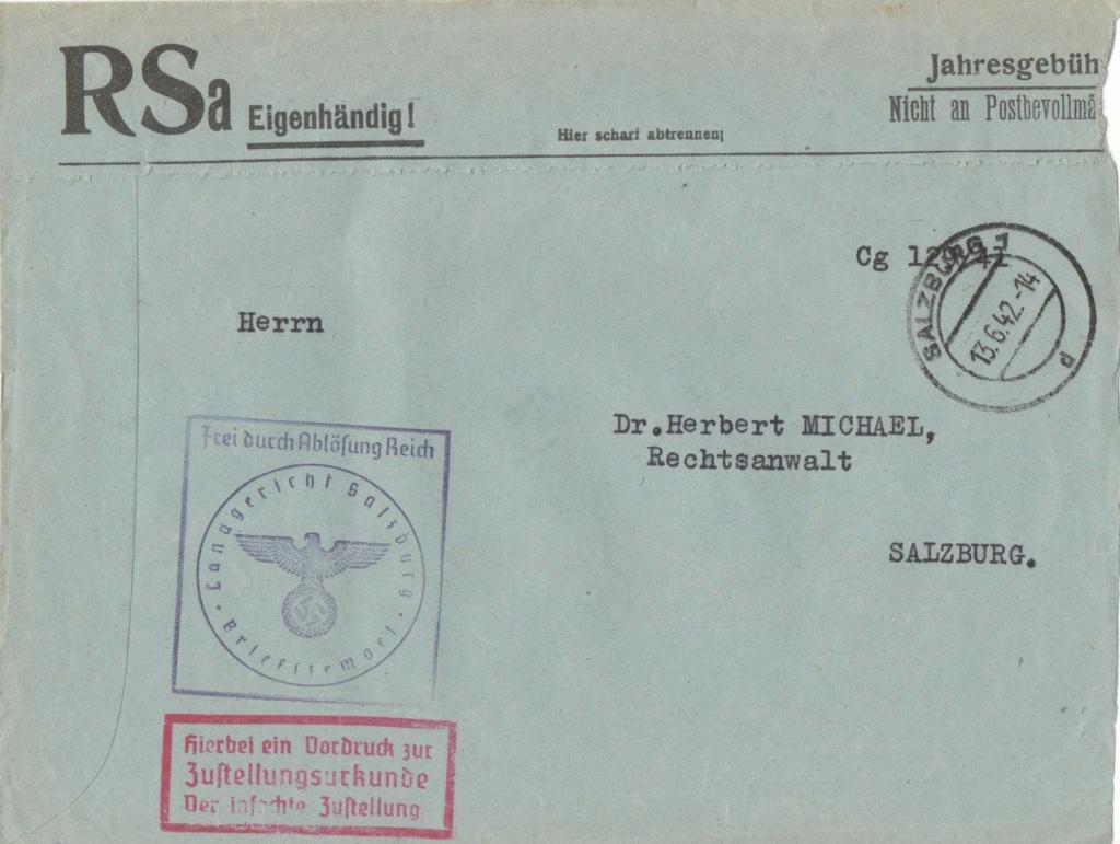 Österreich im III. Reich (Ostmark) Belege - Seite 26 Jahrab10