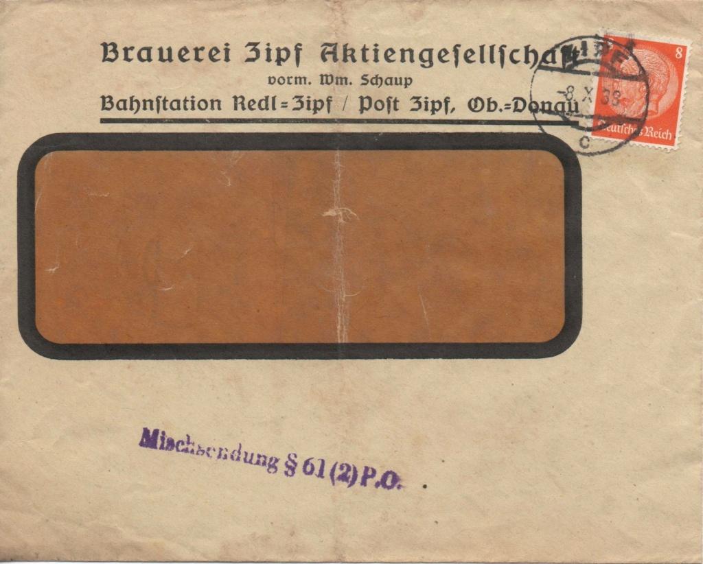 Österreich im III. Reich (Ostmark) Belege - Seite 26 Mischo10