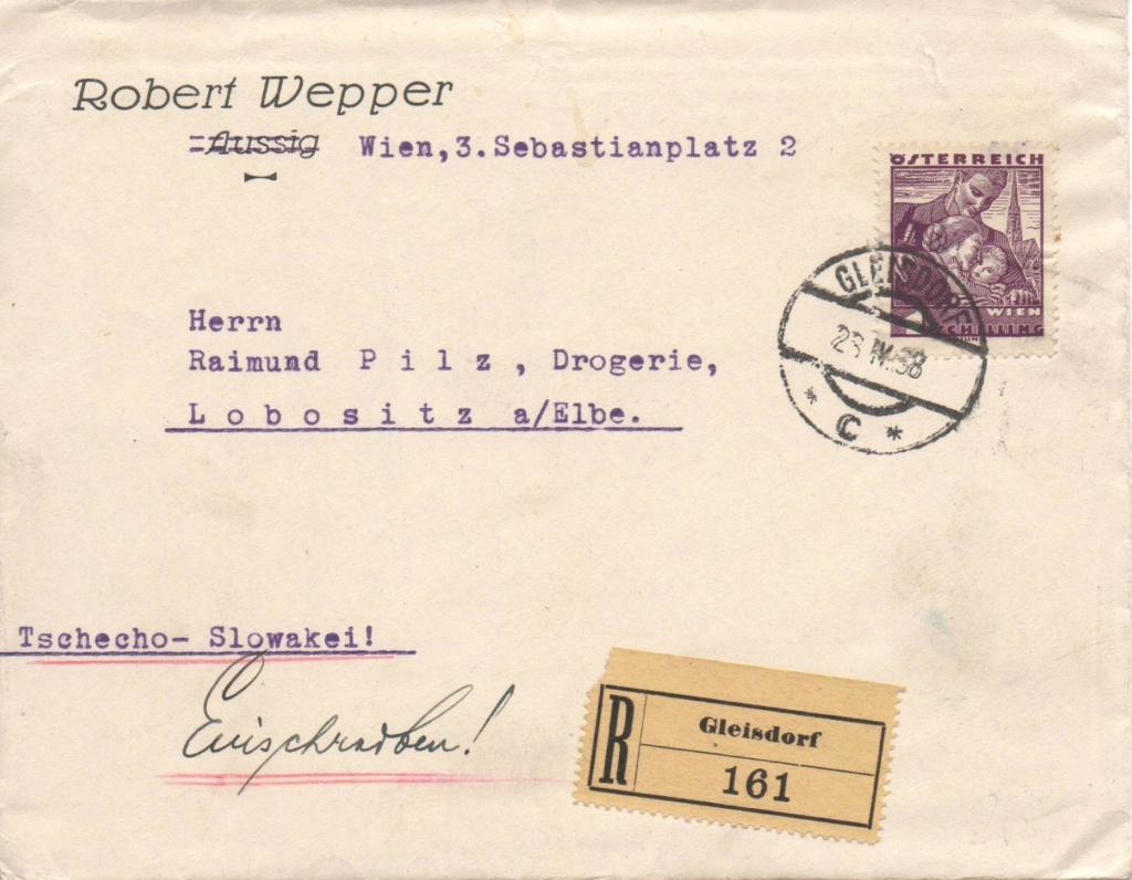 Österreich im III. Reich (Ostmark) Belege - Seite 26 Omcsr310