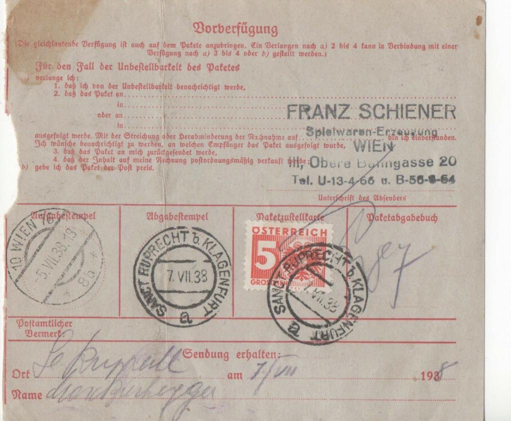 Österreich im III. Reich (Ostmark) Belege - Seite 24 Pkkt2210