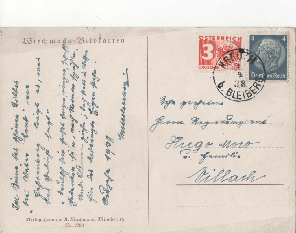 Österreich im III. Reich (Ostmark) Belege - Seite 25 Portof10