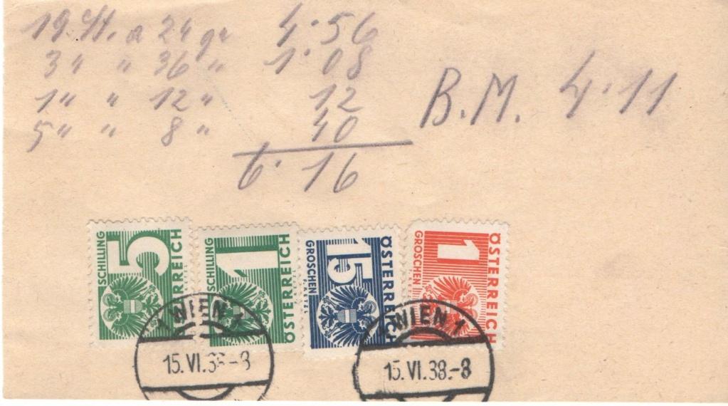 Österreich im III. Reich (Ostmark) Belege - Seite 27 Portom10