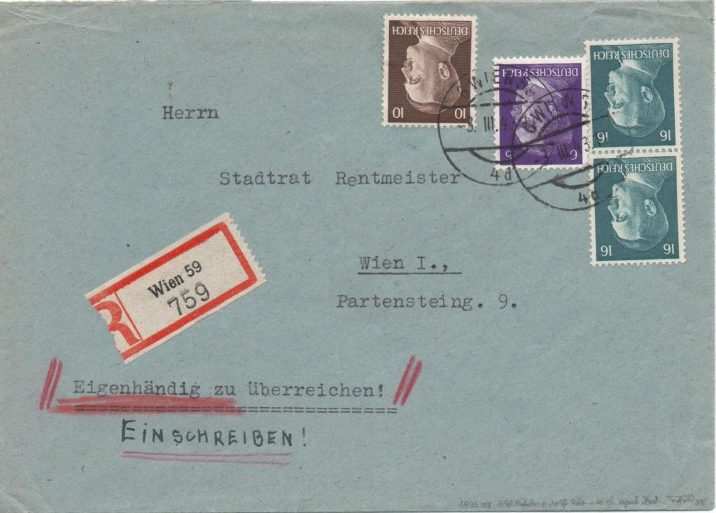 Österreich im III. Reich (Ostmark) Belege - Seite 27 Ratwie10