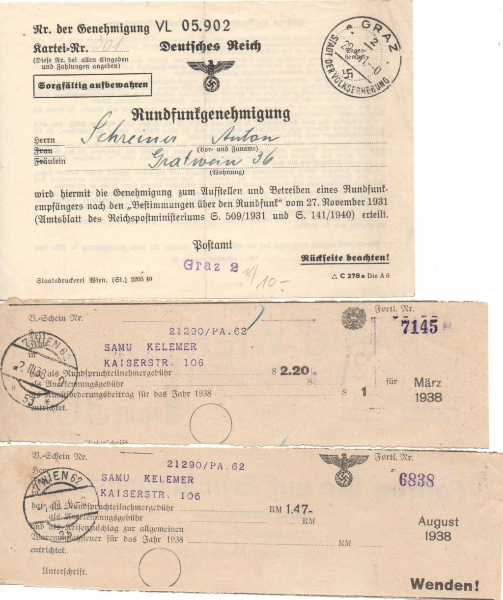 Österreich im III. Reich (Ostmark) Belege - Seite 26 Rundfu10