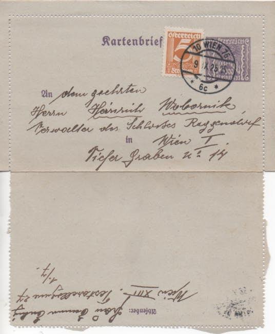Inflation in Österreich - Belege - 1918 bis 1925 - Seite 26 Scan-104
