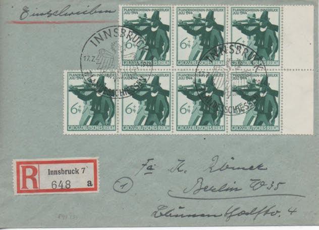 Österreich im III. Reich (Ostmark) Belege - Seite 16 Scan-116