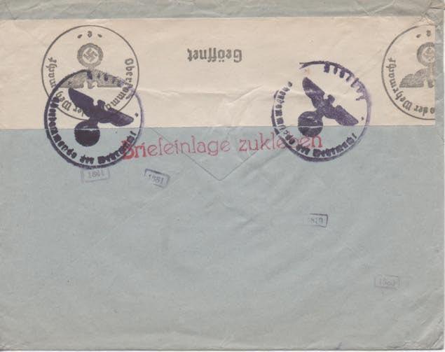 Zensuren unter deutscher Herrschaft bis 1945 - Seite 2 Scan-127