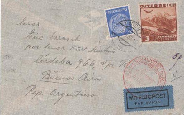 Österreich im III. Reich (Ostmark) Belege - Seite 20 Scan-142