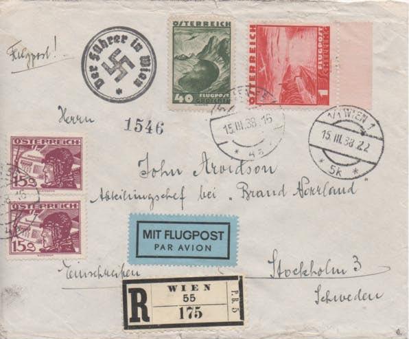 Österreich im III. Reich (Ostmark) Belege - Seite 20 Scan-144