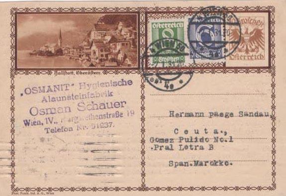 Österreich 1925 - 1938 - Seite 15 Scan-148