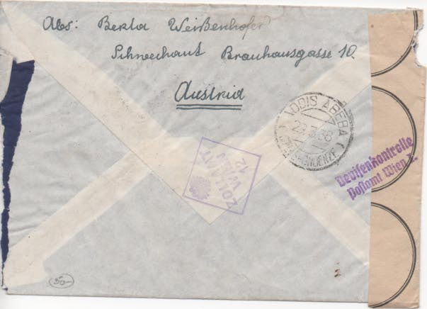 Österreich im III. Reich (Ostmark) Belege - Seite 20 Scan-152