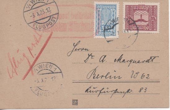 Inflation in Österreich - Belege - 1918 bis 1925 - Seite 24 Scan-155