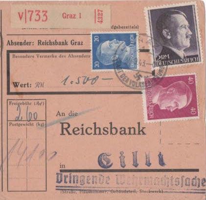 Österreich im III. Reich (Ostmark) Belege - Seite 20 Scan-156