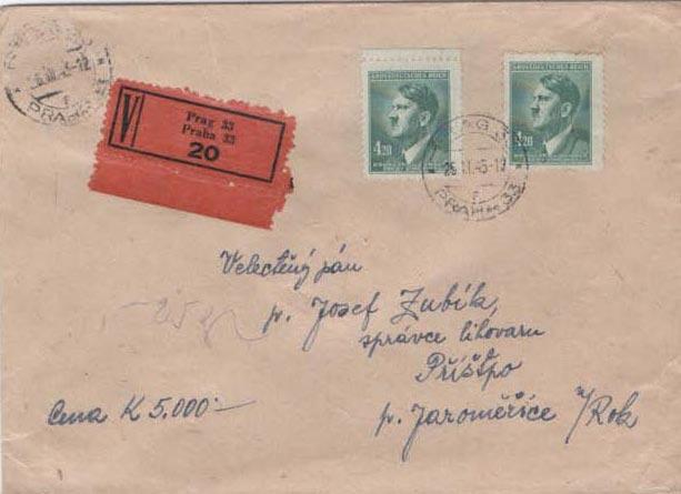 Aus meiner Böhmen & Mähren Sammlung!!! Scan-157