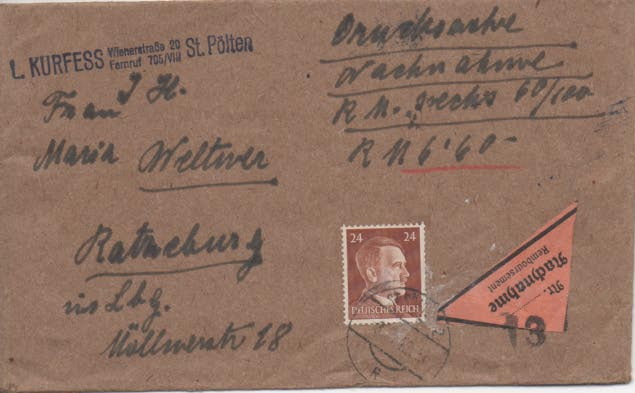 Österreich im III. Reich (Ostmark) Belege - Seite 20 Scan-159