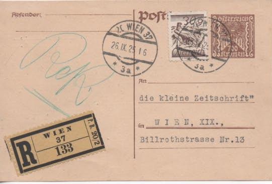 Inflation in Österreich - Belege - 1918 bis 1925 - Seite 24 Scan-172
