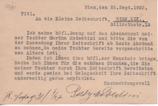 Inflation in Österreich - Belege - 1918 bis 1925 - Seite 24 Scan-173