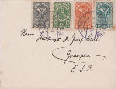 Inflation in Österreich - Belege - 1918 bis 1925 - Seite 24 Scan-174