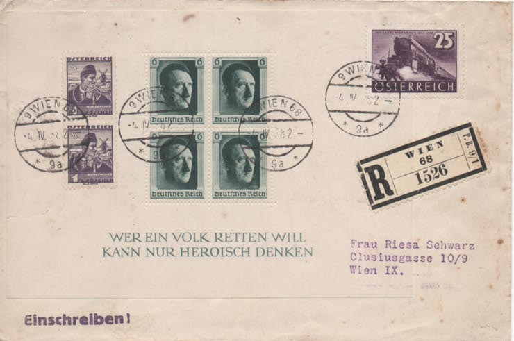 Österreich im III. Reich (Ostmark) Belege - Seite 21 Scan-180