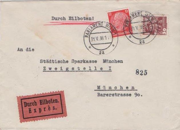 Österreich im III. Reich (Ostmark) Belege - Seite 21 Scan-181