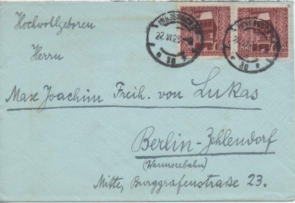 Inflation in Österreich - Belege - 1918 bis 1925 - Seite 25 Scan-184