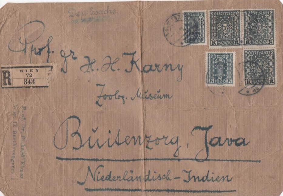 Inflation in Österreich - Belege - 1918 bis 1925 - Seite 25 Scan-189