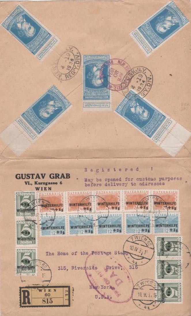 Österreich 1925 - 1938 - Seite 16 Scan-190