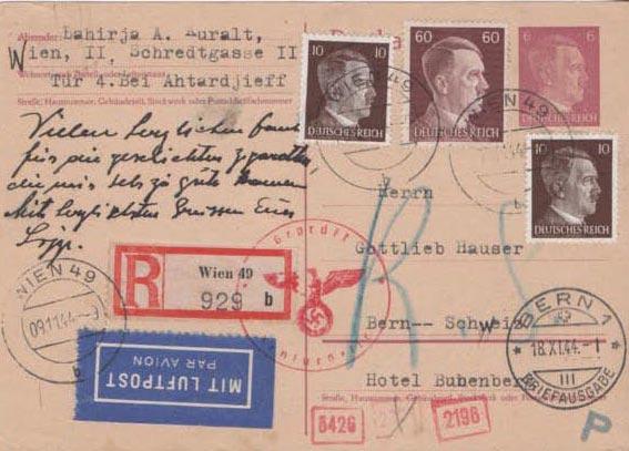 Österreich im III. Reich (Ostmark) Belege - Seite 22 Scan-194