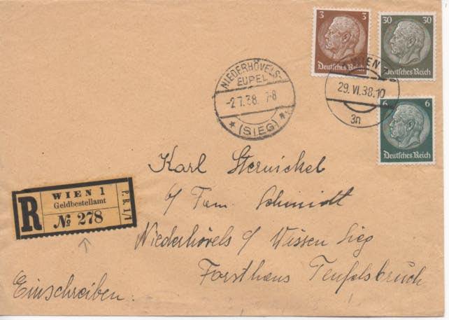 Österreich im III. Reich (Ostmark) Belege - Seite 22 Scan-196