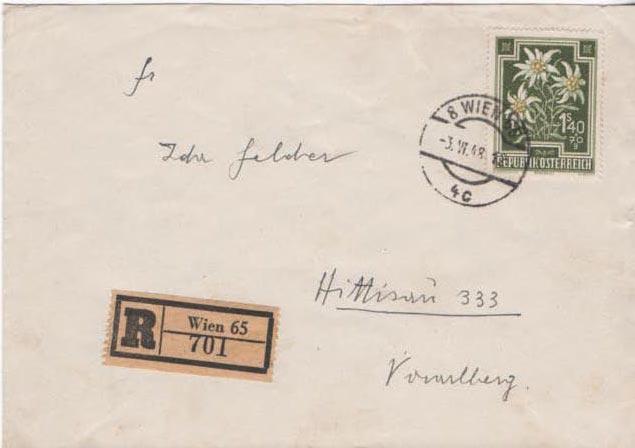 Sammlung Bedarfsbriefe Österreich ab 1945 - Seite 16 Scan-199