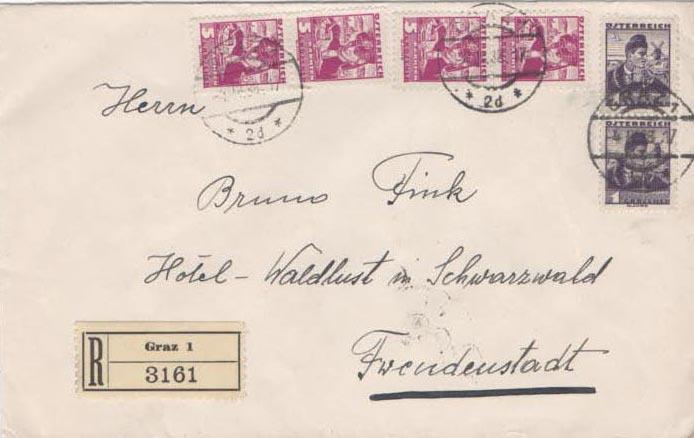 Österreich im III. Reich (Ostmark) Belege - Seite 14 Scan-213