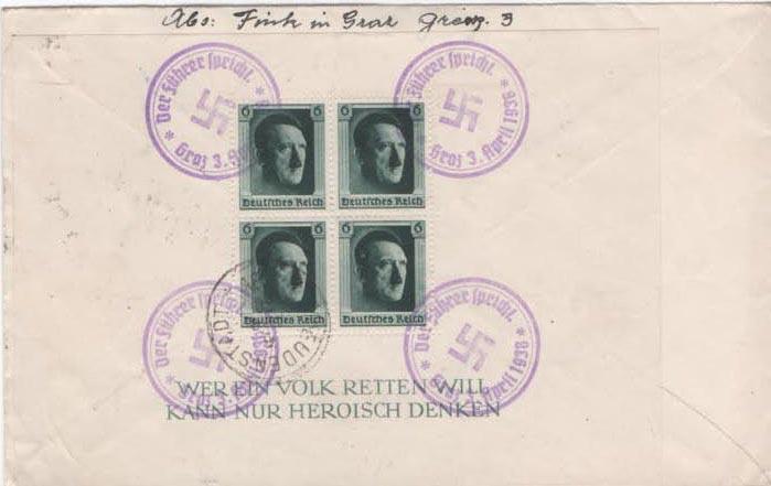 Österreich im III. Reich (Ostmark) Belege - Seite 14 Scan-214