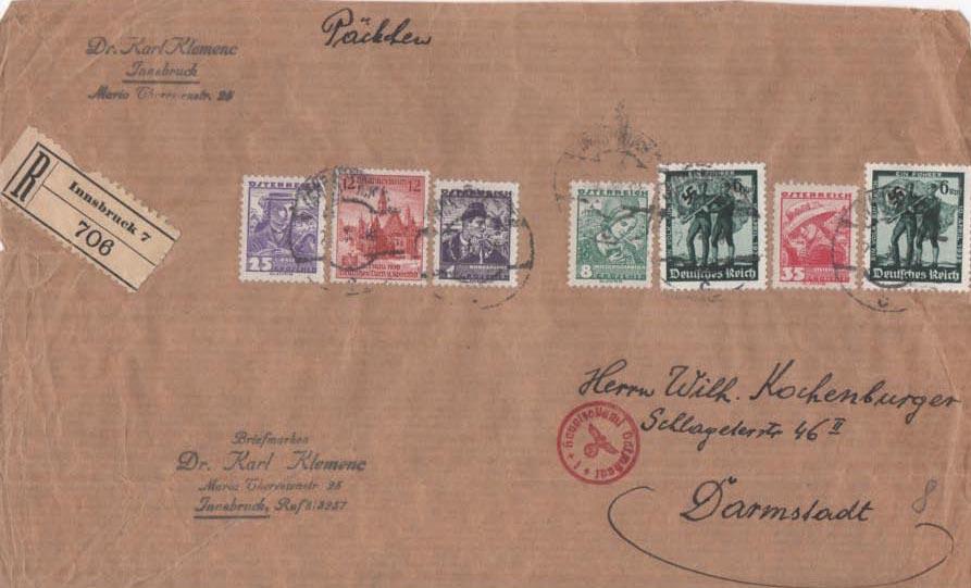 Österreich im III. Reich (Ostmark) Belege - Seite 14 Scan-224