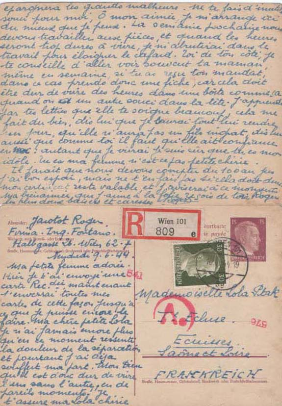 Österreich im III. Reich (Ostmark) Belege - Seite 15 Scan-226