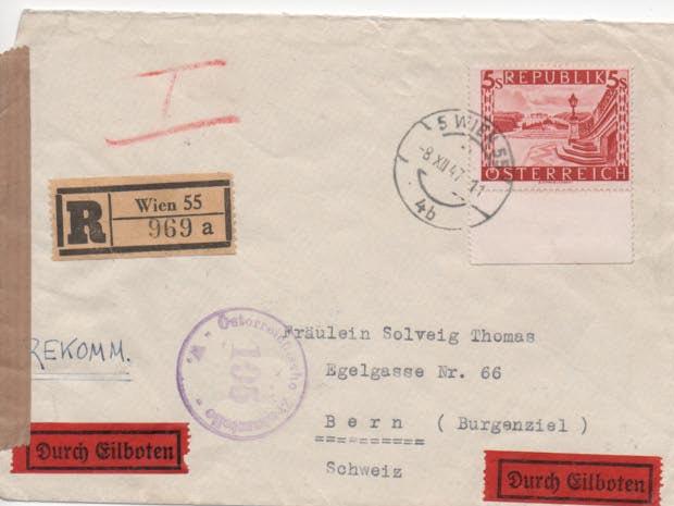 Sammlung Bedarfsbriefe Österreich ab 1945 - Seite 13 Scan-233