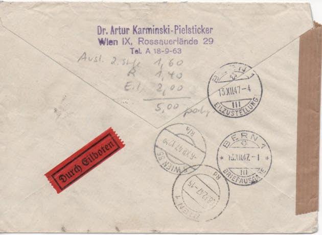 Sammlung Bedarfsbriefe Österreich ab 1945 - Seite 13 Scan-234