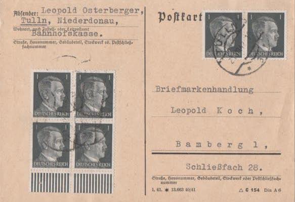 Österreich im III. Reich (Ostmark) Belege - Seite 16 Scan-238