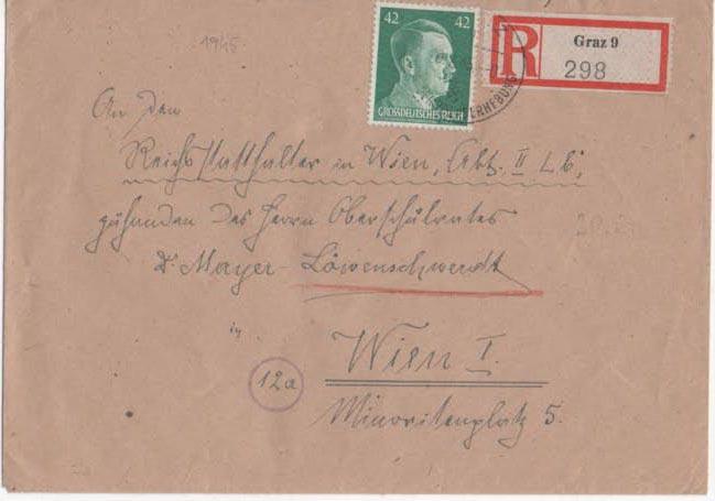 Österreich im III. Reich (Ostmark) Belege - Seite 16 Scan-239