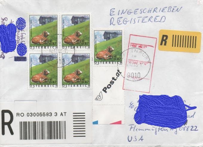 Sammlung Bedarfsbriefe Österreich ab 1945 - Seite 14 Scan-242