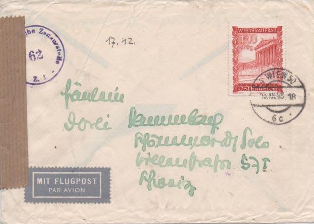 Sammlung Bedarfsbriefe Österreich ab 1945 - Seite 14 Scan-247