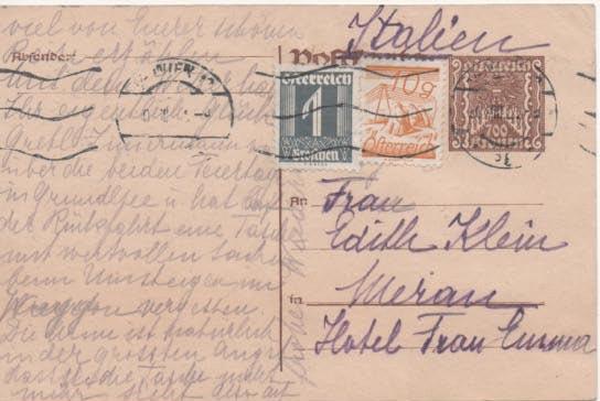 Inflation in Österreich - Belege - 1918 bis 1925 - Seite 21 Scan-250