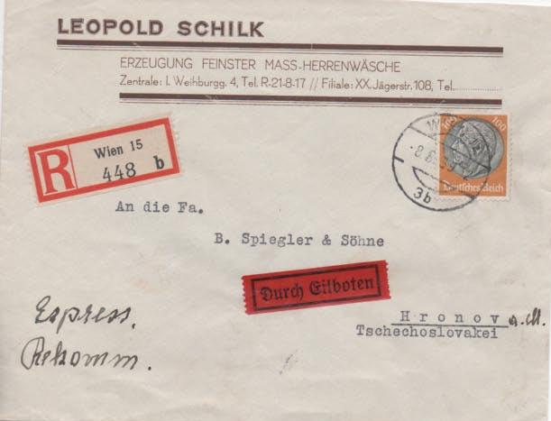 Österreich im III. Reich (Ostmark) Belege - Seite 15 Scan-316