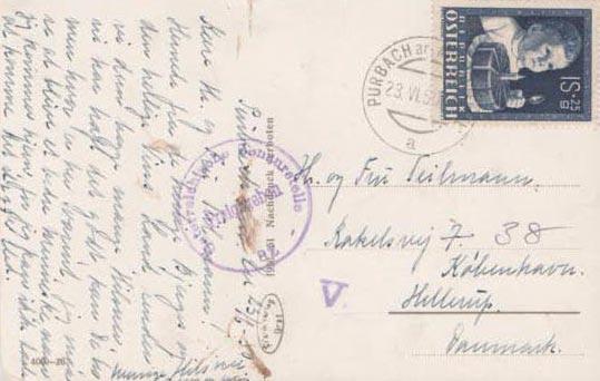 Sammlung Bedarfsbriefe Österreich ab 1945 - Seite 14 Scan-324