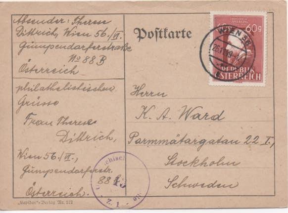 Sammlung Bedarfsbriefe Österreich ab 1945 - Seite 14 Scan-329