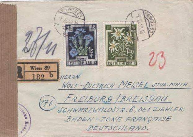 Sammlung Bedarfsbriefe Österreich ab 1945 - Seite 14 Scan-340