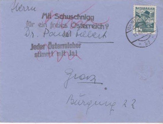 Österreich im III. Reich (Ostmark) Belege - Seite 17 Scan-343