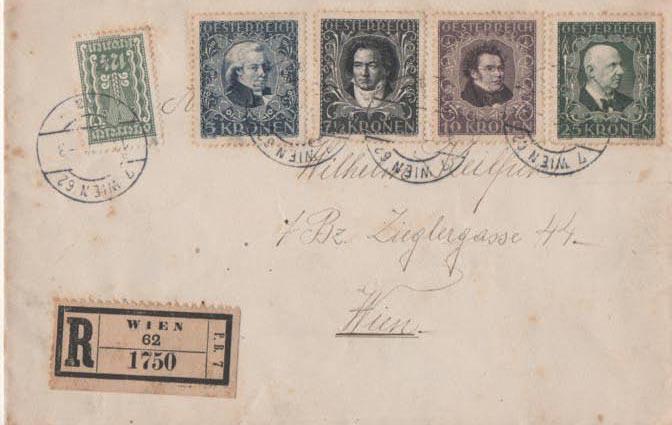Inflation in Österreich - Belege - 1918 bis 1925 - Seite 21 Scan-345