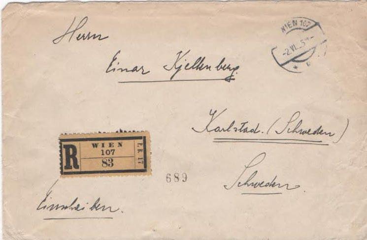 Inflation in Österreich - Belege - 1918 bis 1925 - Seite 21 Scan-347