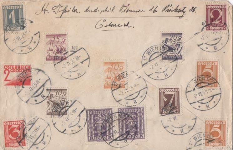 Inflation in Österreich - Belege - 1918 bis 1925 - Seite 21 Scan-348